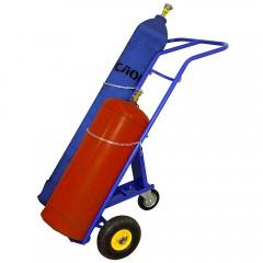 Тележки для перевозки баллонов, бочек и бутылей с водой (ГБ, ГБР, КП, ПР, КБ, ВД)