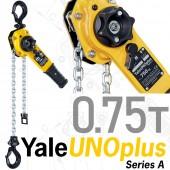 Таль ручная рычажная Yale UNOplus A 750 (750 кг)