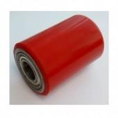 Ролик полиуретановый 50х70 мм (для низкопрофильной тележки)
