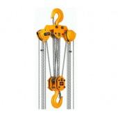 Ручные цепные тали KITO, серии CB High Speed, от 2.5  до 50 тонн