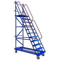 Лестницы на колёсах