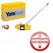 Механизм монтажно-тяговый Yaletrac Y05 ST, г/п 500 кг., канат 10м, сумка (РАСПРОДАЖА!!!)
