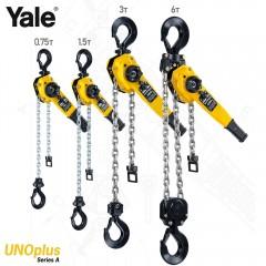 Тали ручные рычажные серии Yale UNOplus серии A (с 2021 года)