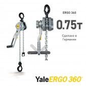 Таль ручная рычажная Yale ERGO 360 750 (750 кг)