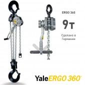 Таль ручная рычажная Yale ERGO 360 9000 (9 т)