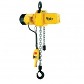 Таль электрическая двухскоростная  (г/п 3200кг) Yale CPEF 32-4 (380 В, 50 Гц)