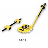 Системы перемещения тяжелых грузов Yale SХ и S (SX-10, SX-20, SX-30, S-60, S-100)
