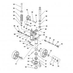 Запасные части для гидравлических тележек PFAFF Silberblau и аналогов