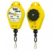 Таль-балансир серии Yale YFS (г/п 1,5–10 кг) и YFS-A (г/п 5-10кг) с тормозом-храповиком