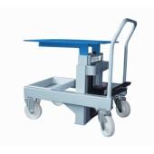Передвижной подъемный столик HW 10