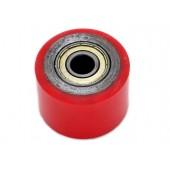 Ролик полиуретановый 80х60 мм для гидравлической тележки (рохли, роклы)