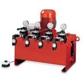 Станции многопоточные электрогидравлические 700 бар серии PMF