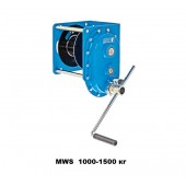 Лебедка ручная настенная PFAFF MWS (150-1500кг)
